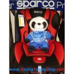 PANDA SPARCO PELUCHE SPARKY