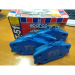 035T51ME01 - PATTINI FRENO SPARCO T51