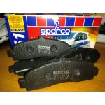 035T51NI01 - PATTINI FRENO SPARCO T51