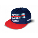 CAPPELLO MARTINI RACING VISIERA PIATTA