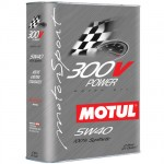 OLIO MOTUL 300V POWER 5W40